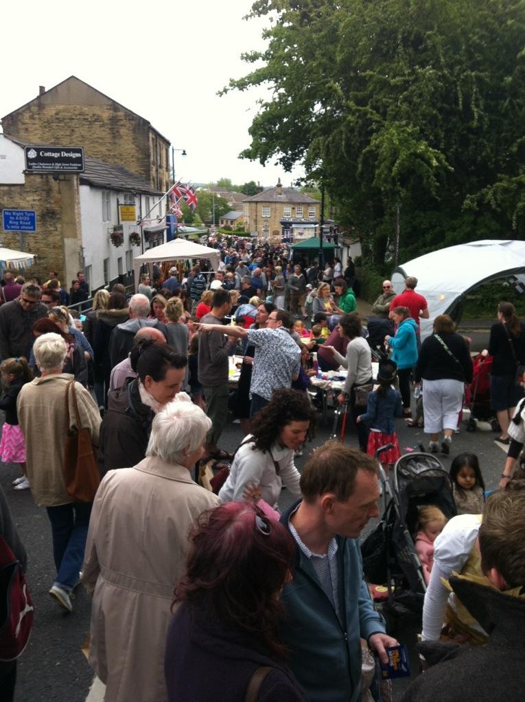 Farsley festival