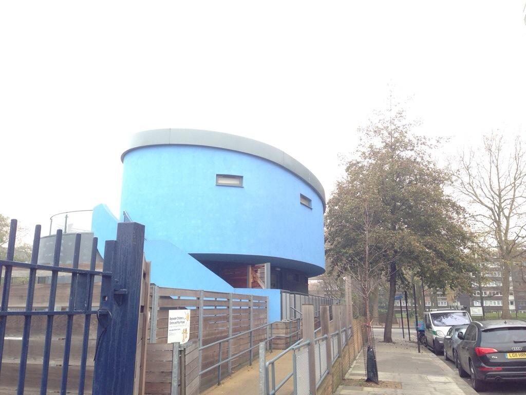 Happy building near Paddington