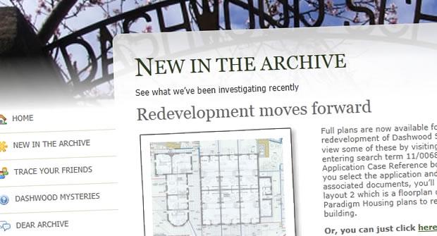 Dashwood Archive