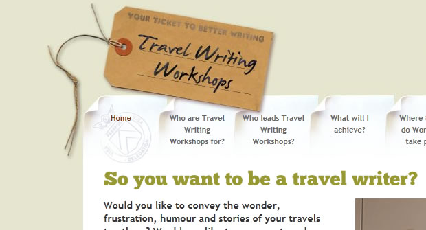 Travel Workshops