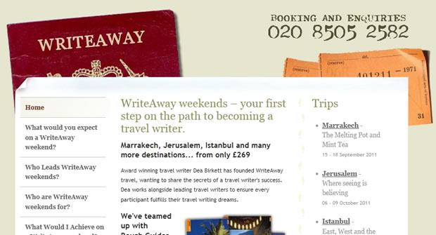 Writeaway Travel